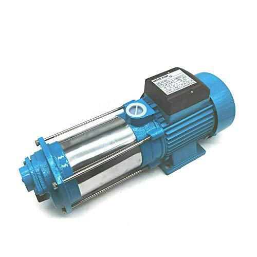 2500W 11 bar 110m Kreiselpumpe Wasserpumpe Pump Hauswasserwerk Jetpumpe Gartenpumpe 9600 L/h 11 bar Druckschalter Pumpensteuerung