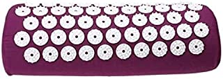 Fitness Equipment 1Pcs Acupressure Massage Mat Relieve Stress Yoga Mat Massager Pillow for Body Pain Relief Health Care Massager Cushion