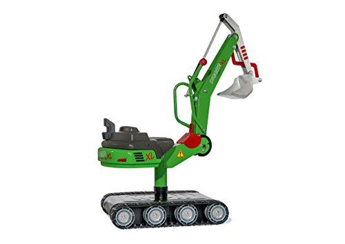 Rolly toys 513208 - rollyDigger, Metallbagger XL, grün
