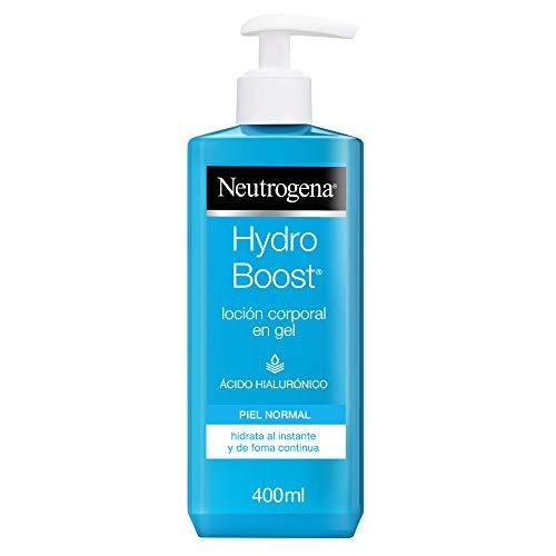 Neutrogena Hydro Boost Loción Corporal Hidratante en Gel, 400 ml