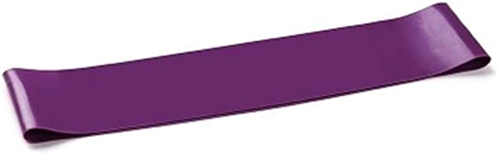 HFDA Yoga elastische band fitness elastische ring (donker paars 4,5 kg)