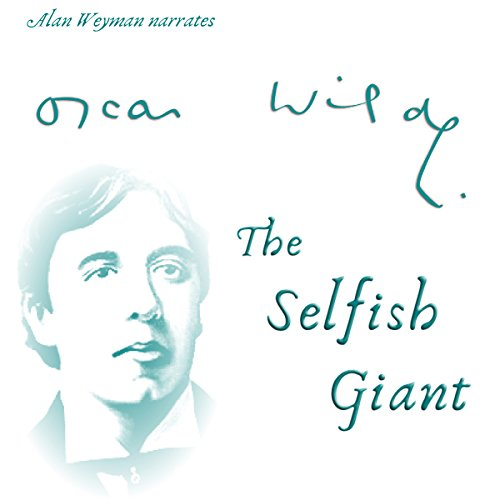 The Selfish Giant audiobook cover art