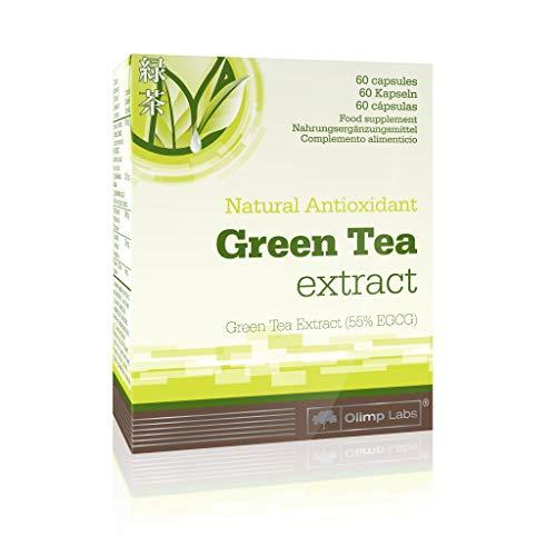3 x Olimp Green Tea extract, 60 Kapseln (3er Pack)