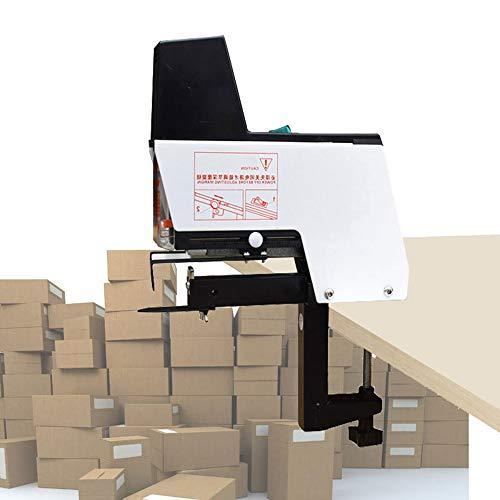 Hanchen Grapadora Eléctrica para Caja de Cartón Grapadora Automática de Tipo de...