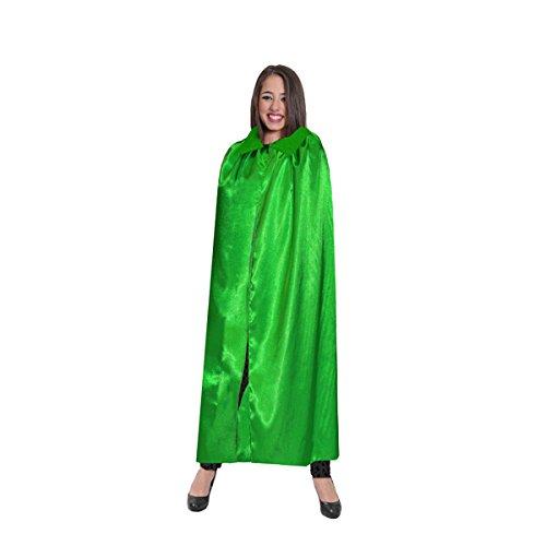 Pegasus Halloween mantel voor volwassenen - groen