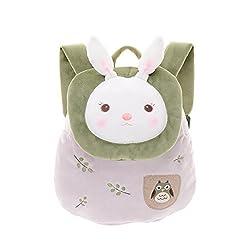 Me Too Backpacks Bunny Kid s Plush Backpack Shoulder Bags 28d50ea488bfc