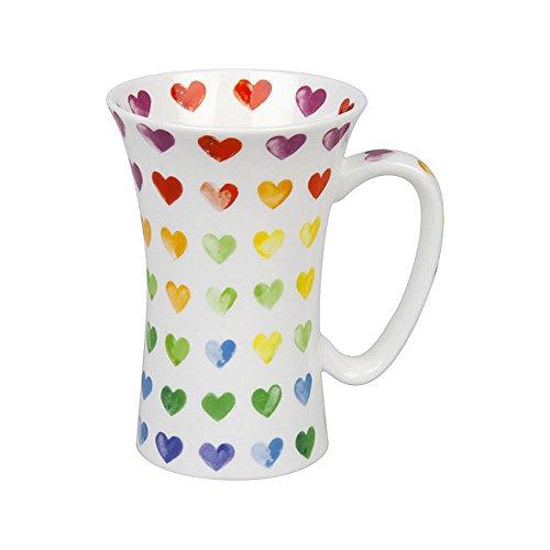 Könitz Mega Mug Colorful Cast - Hearts