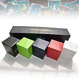 Commander Deck Boxes Set of 5 + 500 Sleeves