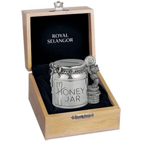 Royal Selangor - estaño caja de moneda,...