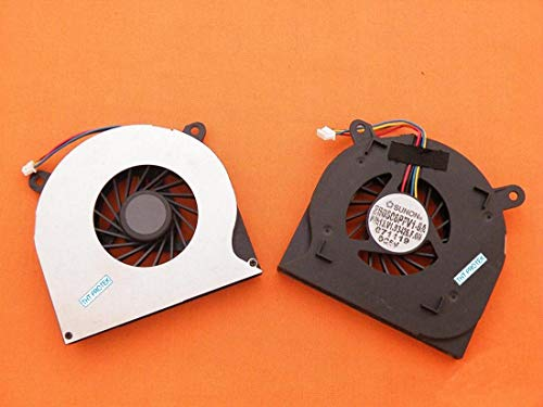 Kompatibel für Dell Latitude E6400 E6410 E6500 E6510 Lüfter Kühler Fan Cooler ver 2-4H1RR