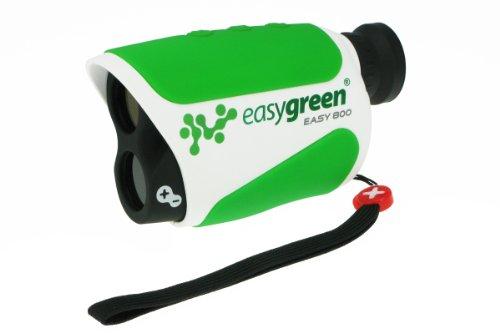 Easy Green Entfernungsmesser für Golf, mit Lasertechnik, 800m, Grün