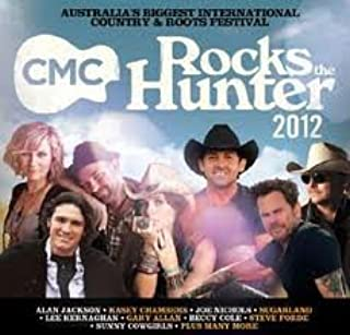 Cmc Rocks the Hunter 2012