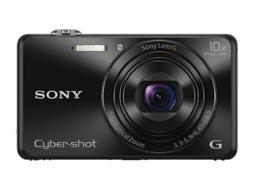 Sony DSCWX220/B 18.2 MP Digital Camera