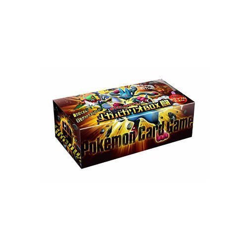 ポケモンカードゲームXY メガルカリオBOX 闘