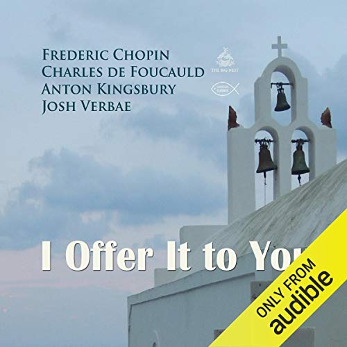 I Offer It to You audiobook cover art