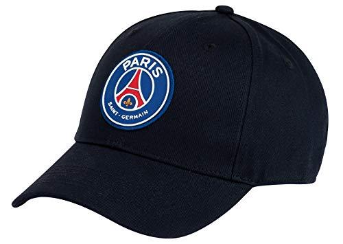 Paris Saint-Germain Kappe PSG, offizielle Kollektion, verstellbare Größe, für Erwachsene