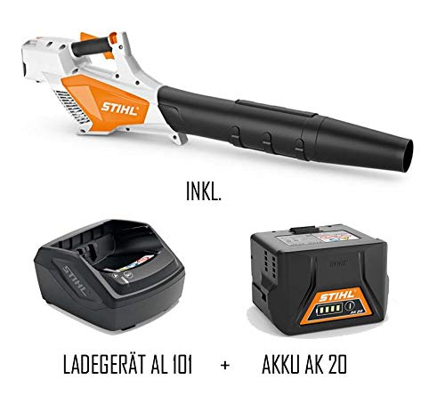 Stihl Akku Blasgerät BGA 57 Compact mit AK 20 und AL 101