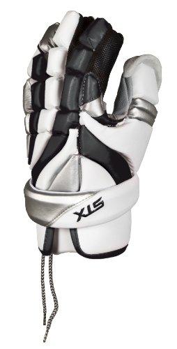 STX Lacrosse Women's Sultra Goalie Glove (Black, 12-Inch)
