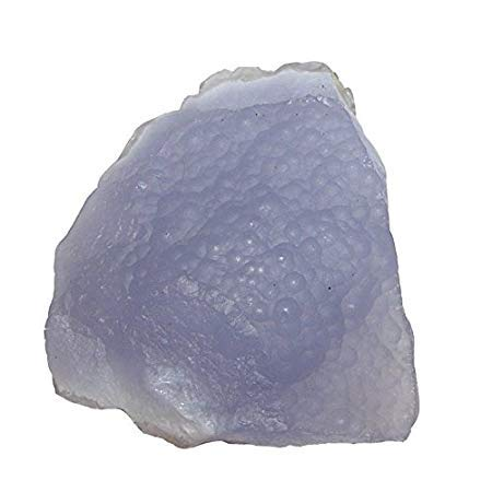 Chalcedon Natur Rohstück Rohstein unbehandelt Größe: 35-40 mm SUPER A* Qualität
