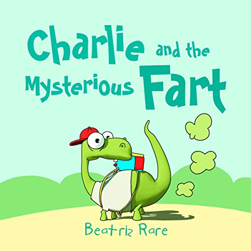 Charlie and the Mysterious Fart Titelbild