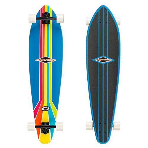 Osprey Seventy, 2 Longboard Retro Pintail Completo, Multicolor, 106 cm