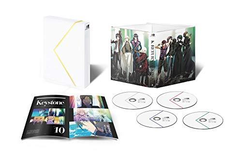 『【Amazon.co.jp限定】「K RETURN OF KINGS」Blu-ray BOX 期間限定版(アクリル・キーホルダー付き)』の1枚目の画像