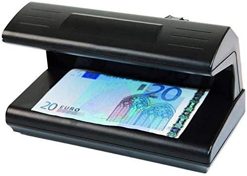 AntDau71 - Money Detector Rilevatore Banconote False Rileva Soldi Controlla Euro Luce Uv ultravioletto - CW714