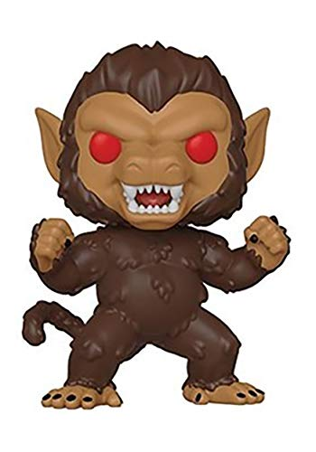 Boneco Dragon Ball Z Great Ape Goku Pop Funko 624 SUIKA