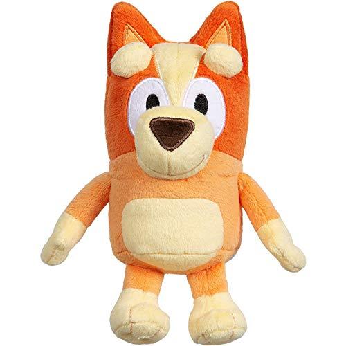 8 Pulgadas Bluey Kids Soft Gift Niños Lindos Juguetes De Peluche Doggy Pupets Doll Soft Cuty Peluche De Juguete Bingo Plush Doll Toy B 1 pc