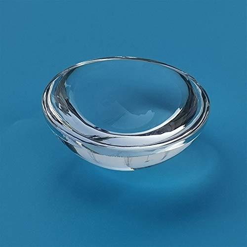 NO LOGO LSB-PRISMEN, 1pc K9 optisches Objektiv Flach konvexer Spiegel 16 mm Durchmesser, 10 mm Brennweite, Projektor-Objektiv Physikalisches Experiment Lehrwerkzeug Dicke 1,5 mm (Farbe : Klar)