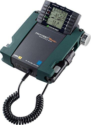 GMC-I Messtechnik Schutzmaßnahmenprüfgerät PROFITEST MBASE+ für VDE 0100 T.600 Prüfgerät nach DIN VDE 0100 4012932125931