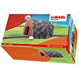 Märklin my world 72202 - Eisenbahn-Tunnel Train Tunnel, Spur H0