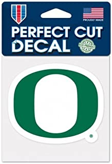 WinCraft NCAA University of Oregon 95559012 Perfect Cut Color Decal, 4