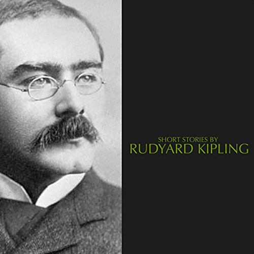 Short Stories by Rudyard Kipling audiobook cover art