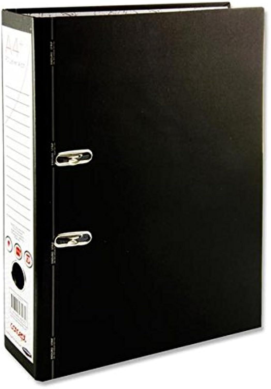 Premier Premier Premier Stationery a2882070 Datei Foolscap Hebel, Bogen mit Enduro, Schwarz (15 Stück) B07DJ36648 | Lassen Sie unsere Produkte in die Welt gehen  b1b937