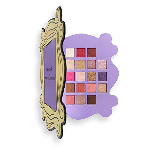 Paleta Friends X Revolution 21 cores com espelho