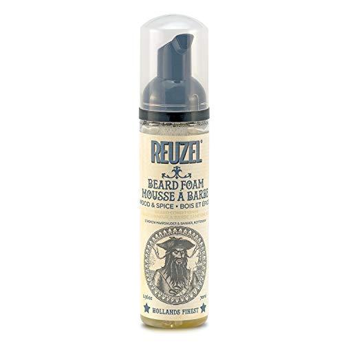 REUZEL INC Wood & Spice Beard Foam, 2.36 oz