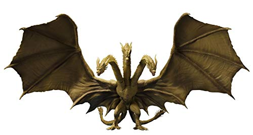 TAMASHII NATIONS Bandai S.H. MonsterArts King Ghidorah 2019