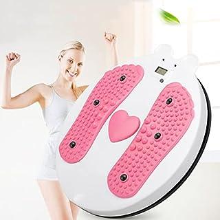 Hem fitness björnform vridmaskin buken massage skivspelare magnet sport vridskiva med räkning display lijiaxin