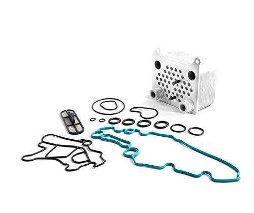 Rudy's Diesel Heavy Duty Replacement Oil Cooler Kit & Gaskets