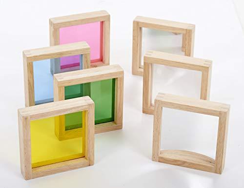 TickiT 73287 Conjunto de cuadrados...