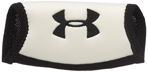 Under Armour Men's Chinstrap Chin Pad , White (100)/Black , One Size Fits All