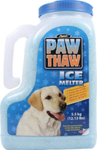 Pestell Paw Thaw Pet Friendly Ice Melter Jug, 12-Pound