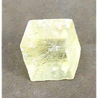 Espato de Islandia/Calcita Óptica - Mineral en Bruto/Piedra Semi Preciosa - Arte de la Naturaleza (Ver descripción del artículo para Ver el Peso y Las Medidas).