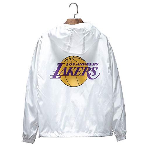 Lakers Kobe 24 chaqueta deportiva entrenamiento hip-hop