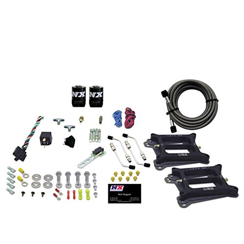 Nitrous Express NP304 4150 50-300 HP 4-BBL Stage 6 Plate
