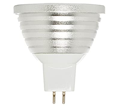 Westgate Lighting Indoor Outdoor LED Light – High Lumen – High Power MR16- Dimmable – 20 Different Colors – Remote Control – ROHS Approved – 82 CRI LED - No UV/IR light - 120V