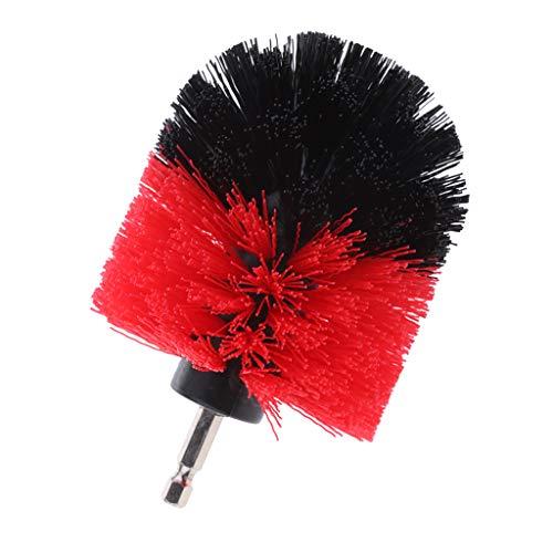 Best Bargain joyMerit 1PC Tile Grout Cleaning Drill Brush Scrub Brush Drill Attachment Drillbrush - ...