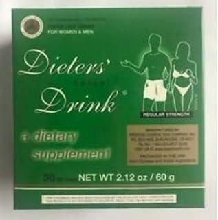 DIETER HERBAL TEA FOR MEN AND WOMEN REGULAR STRENGTH 30 TEABAGS