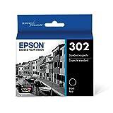 Epson T302 Claria Premium Standard-Capacity Ink Cartridge - Black